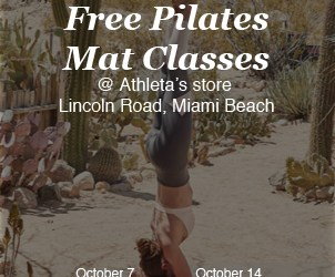 The Pilates Place Studios is the Studio of the Month @Athleta for October 2018