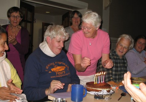 Monica's Birthday