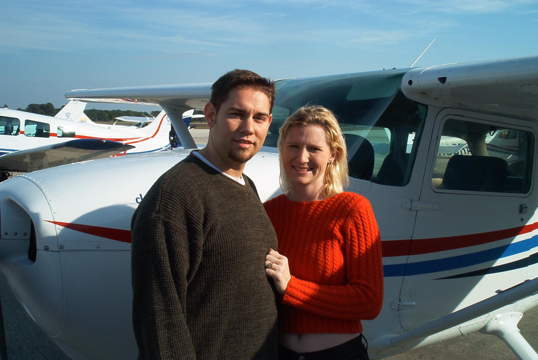 1. Angelia's First Flight.jpg