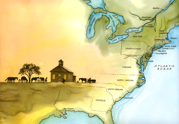 13-colonies-map