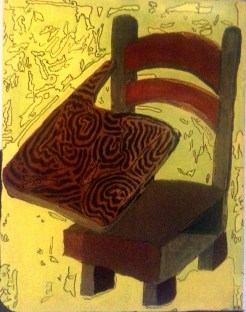 Peter Brod chair