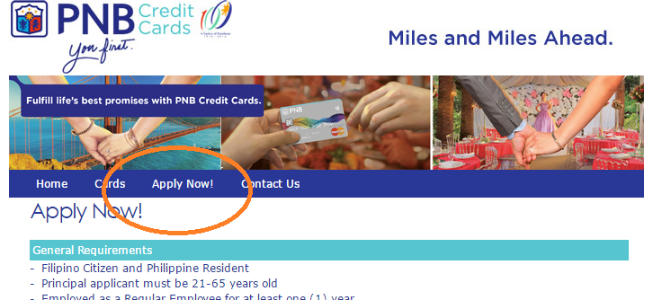 How To Apply For Pnb Credit Card The Pinay Investor