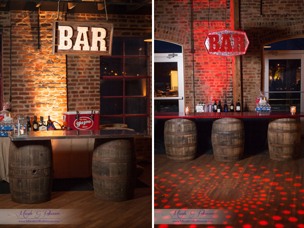 Southern Events Party Rental: Modern, Industrial Furniture
