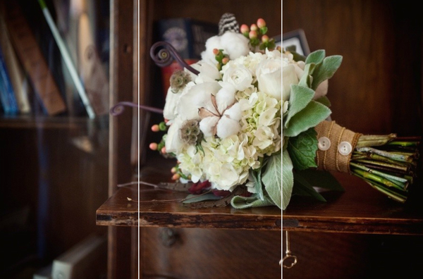 Set The Theme With Your Bridal Bouquet