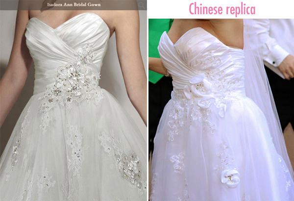 Why You Shouldn't Order Your Wedding Dress From China