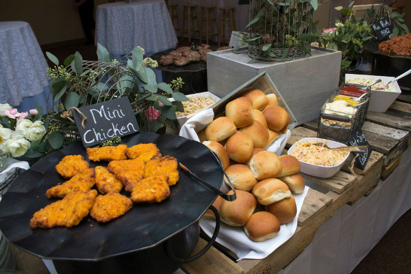 Top Wedding Catering Trends For Fall 2013