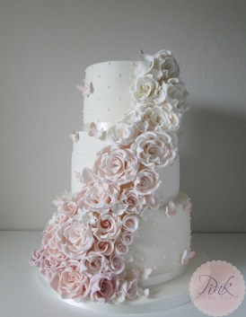 blush-ombre-rose-cascade-wedding-cake
