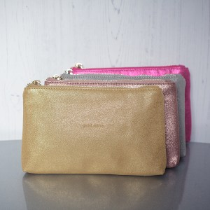Sparkly Bag Gold