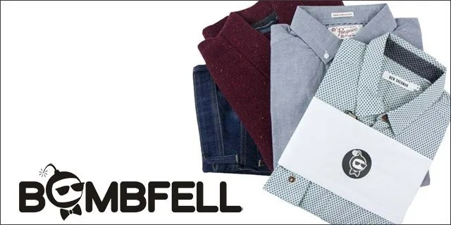 Bombfell Review – Men's Clothing Subscription