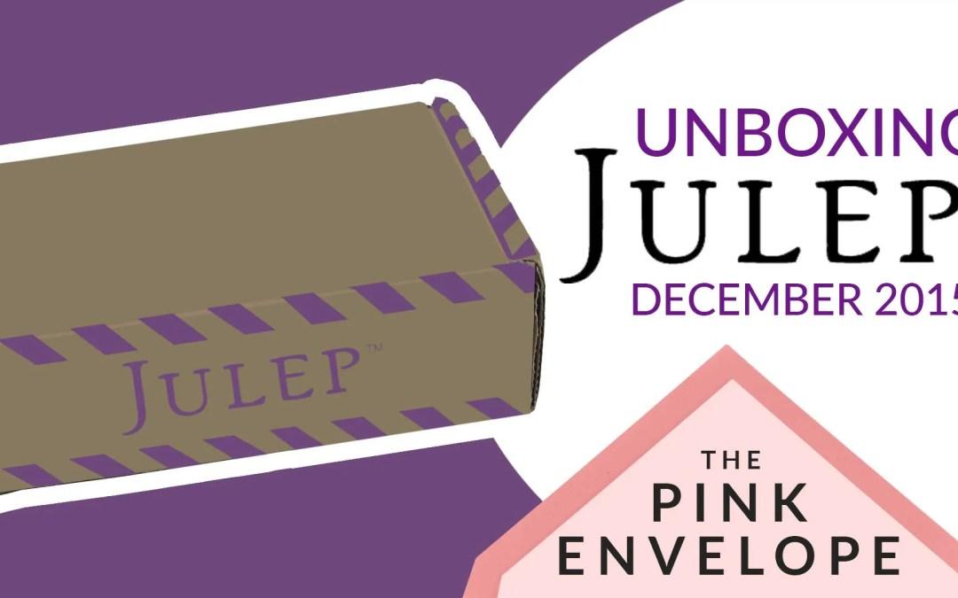 Beauty Subscription Box – Julep