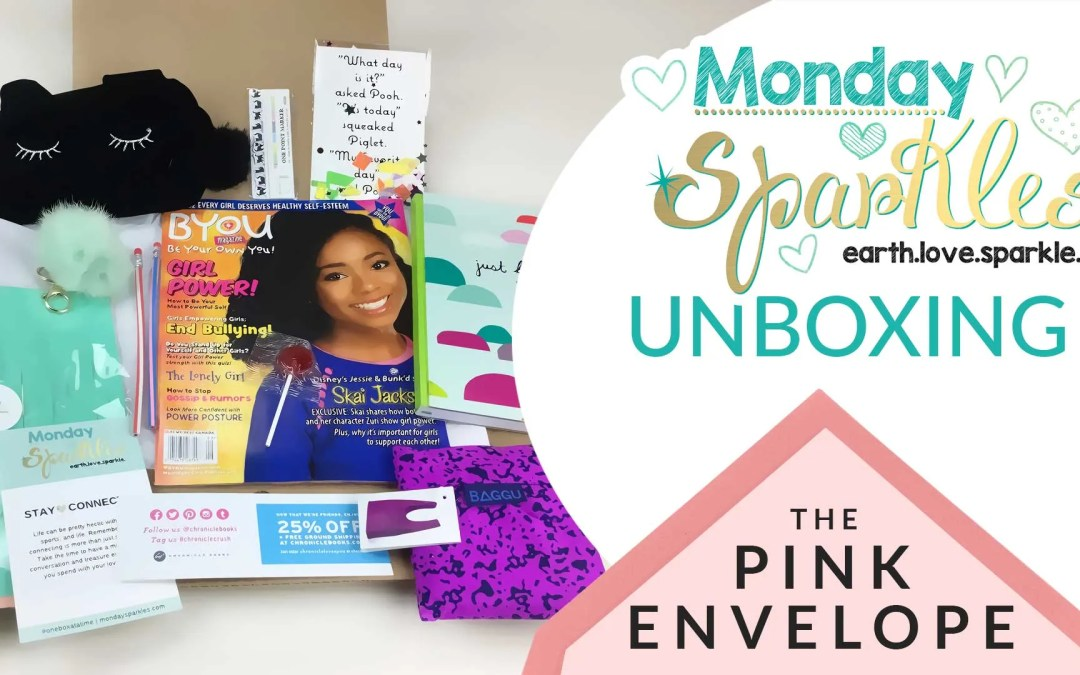 Teen Subscription Box – Monday Sparkles Review