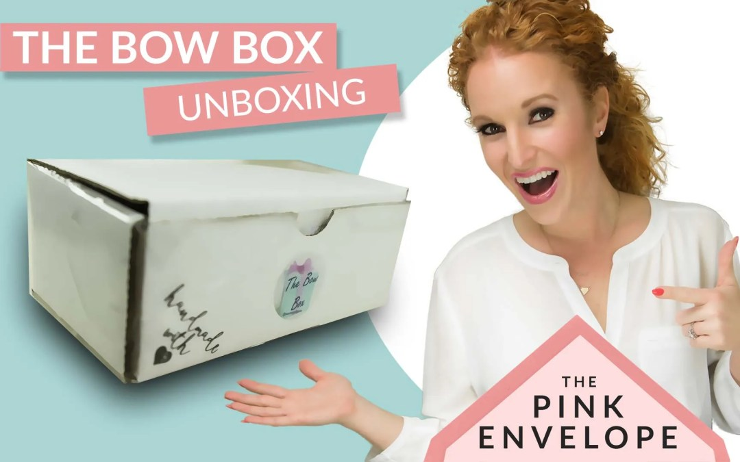Bow Subscription Box – The Bow Box