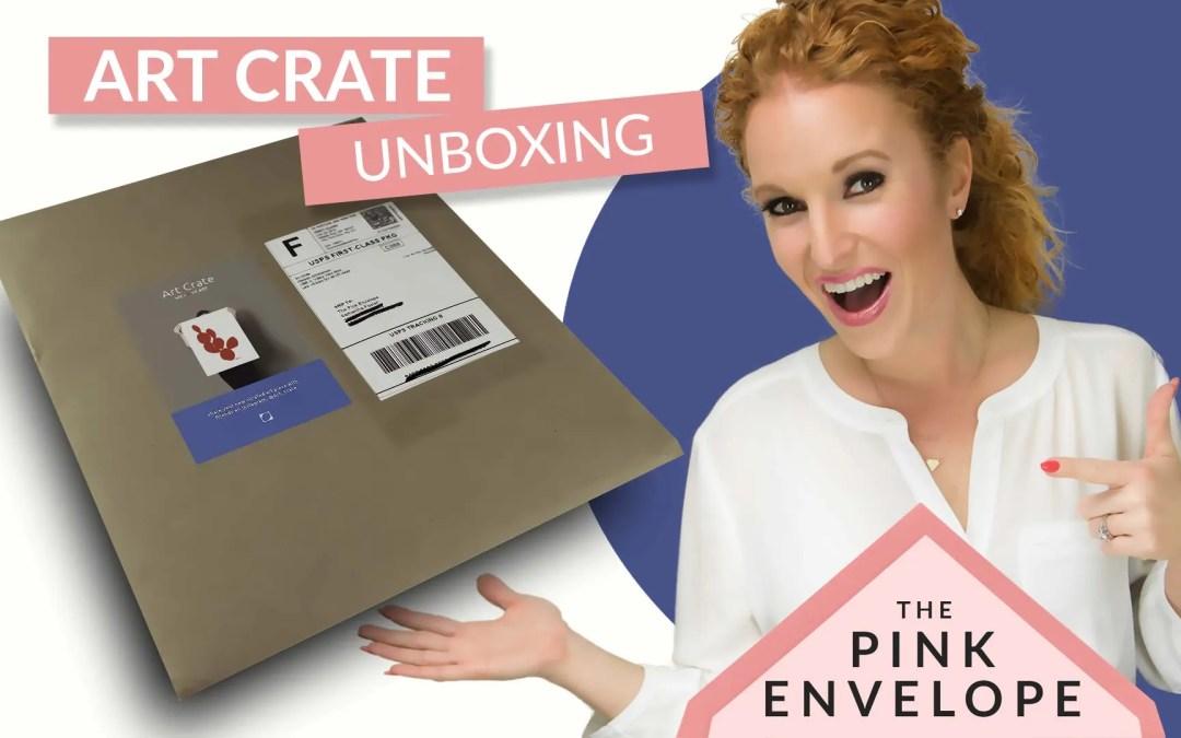 Art Crate – Art Subscription Box