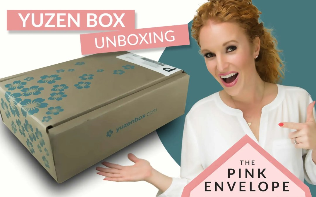Yuzen Box Review – Zen Subscription Box – CLOSED