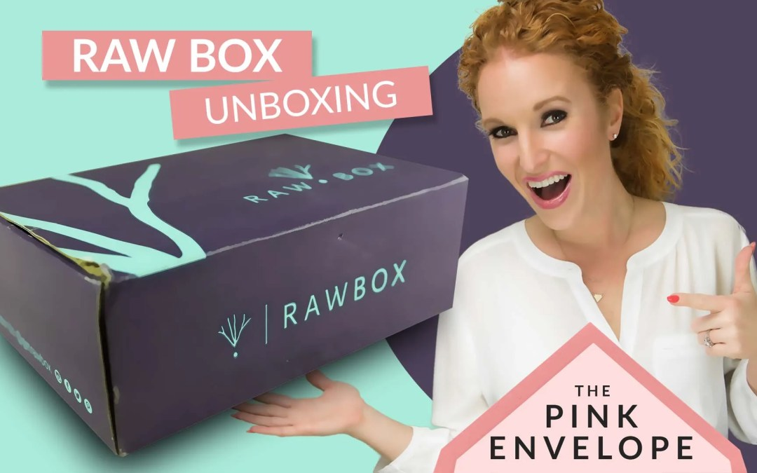 RawBox Review – Healthy and Natural Snack Box