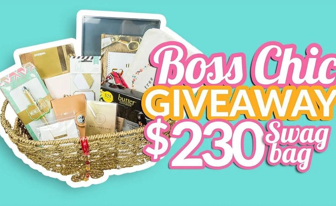 Boss Chic Grab Bag Giveaway