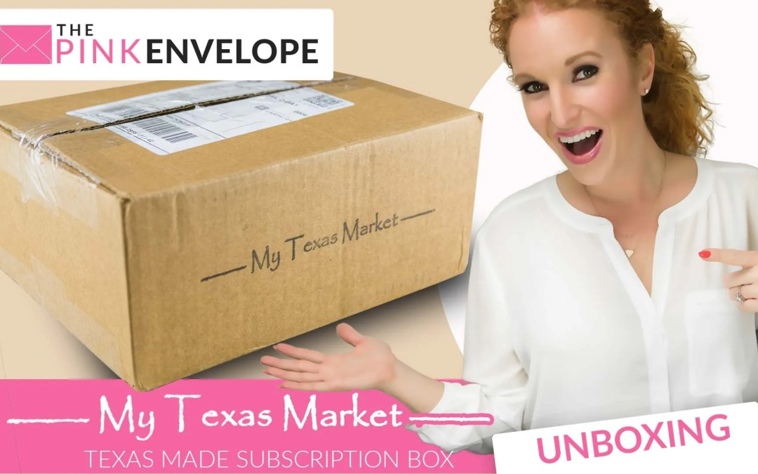 My Texas Market March Box Review