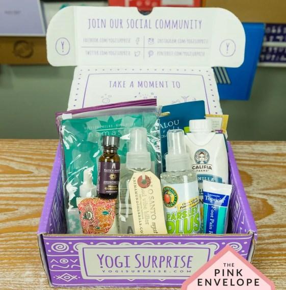 Yogi Surprise Yoga Box Review
