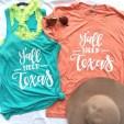 Texas Sweet Tees T-shirts