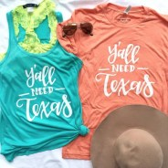 Texas Sweet Tees T-shirts