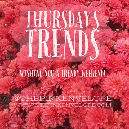 Thursday Trends