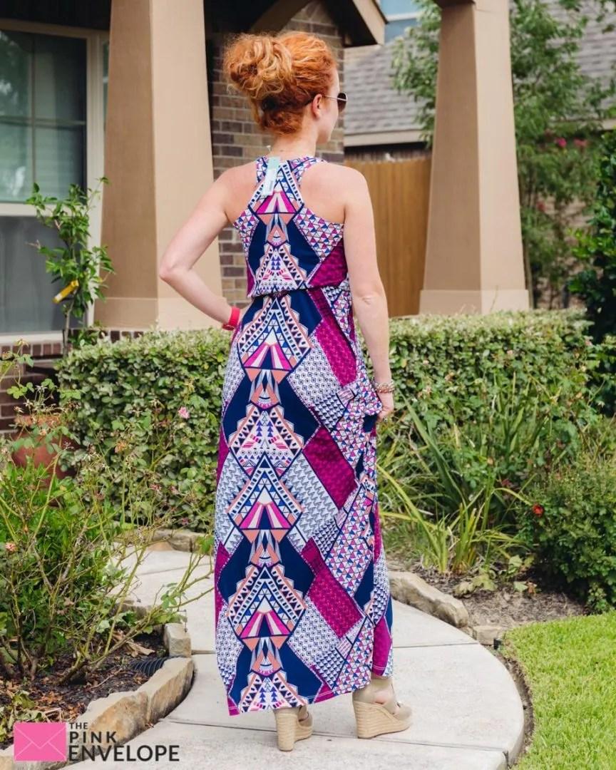 Reyna Knit Maxi Dress from Stitch Fix