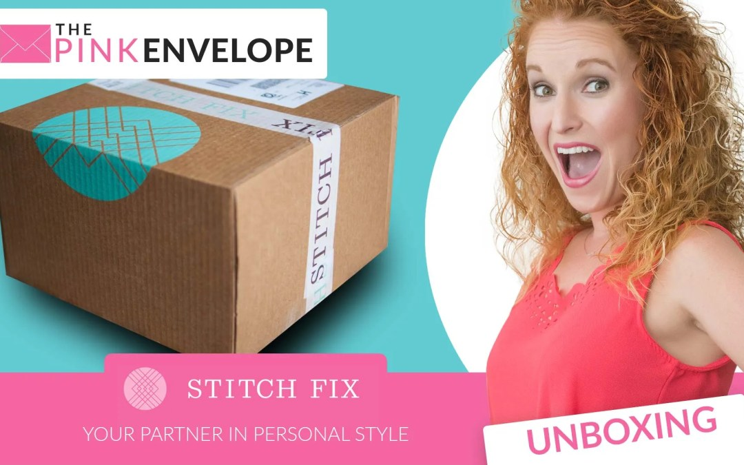 Stitch Fix Review – Lucky #13 is here!!!