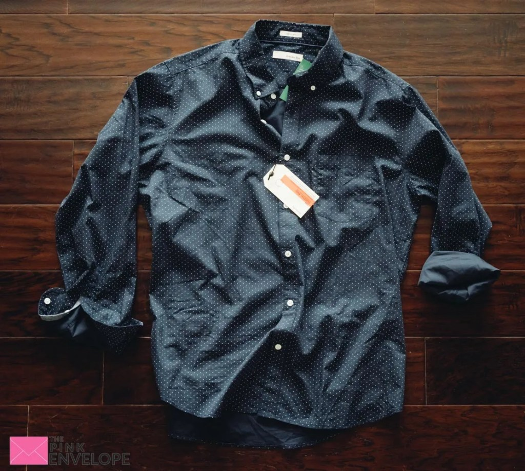 Essential Wash Long Sleeve Shirt by Hawker Rye