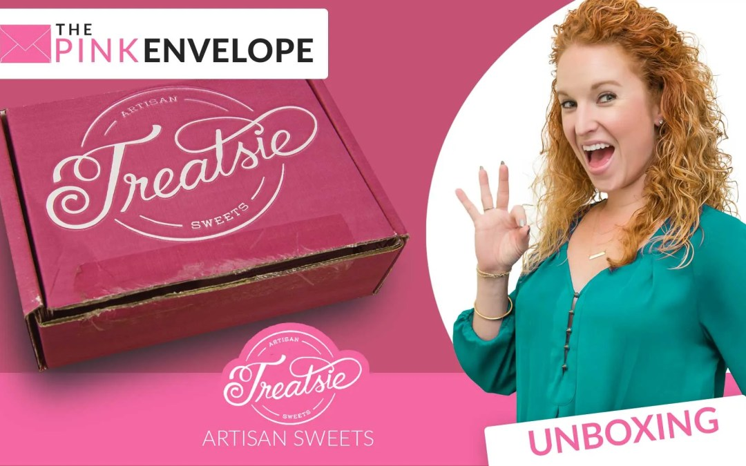Treatsie Artisan Sweets Subscription Box *Updated w/ Important Feedback*