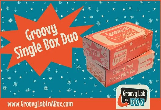 Groovy Lab in a Box Giveaway