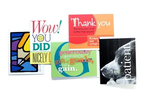 A Note From the teacher Subscription Box review