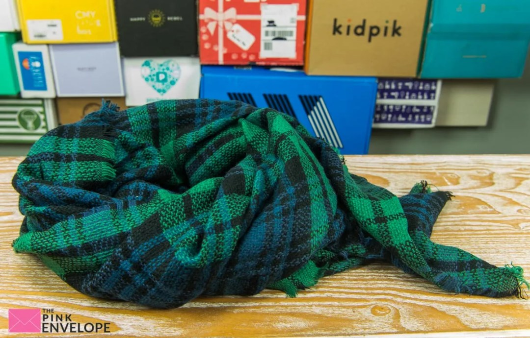 scarf from FabFitFun