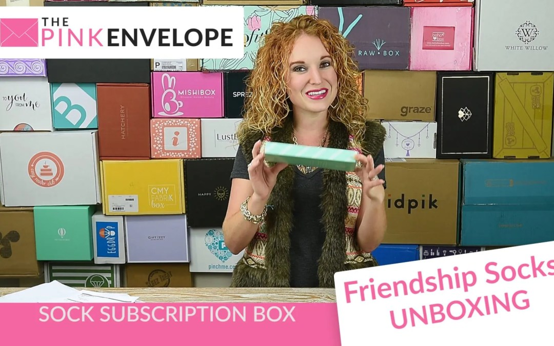 Friendship Sock Subscription Review
