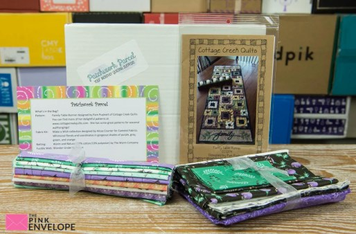 Patchwork Parcel Review