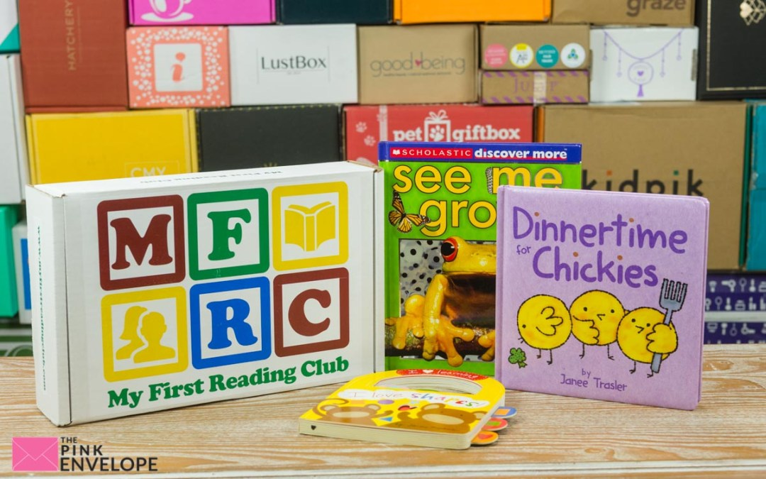 my first reading club review