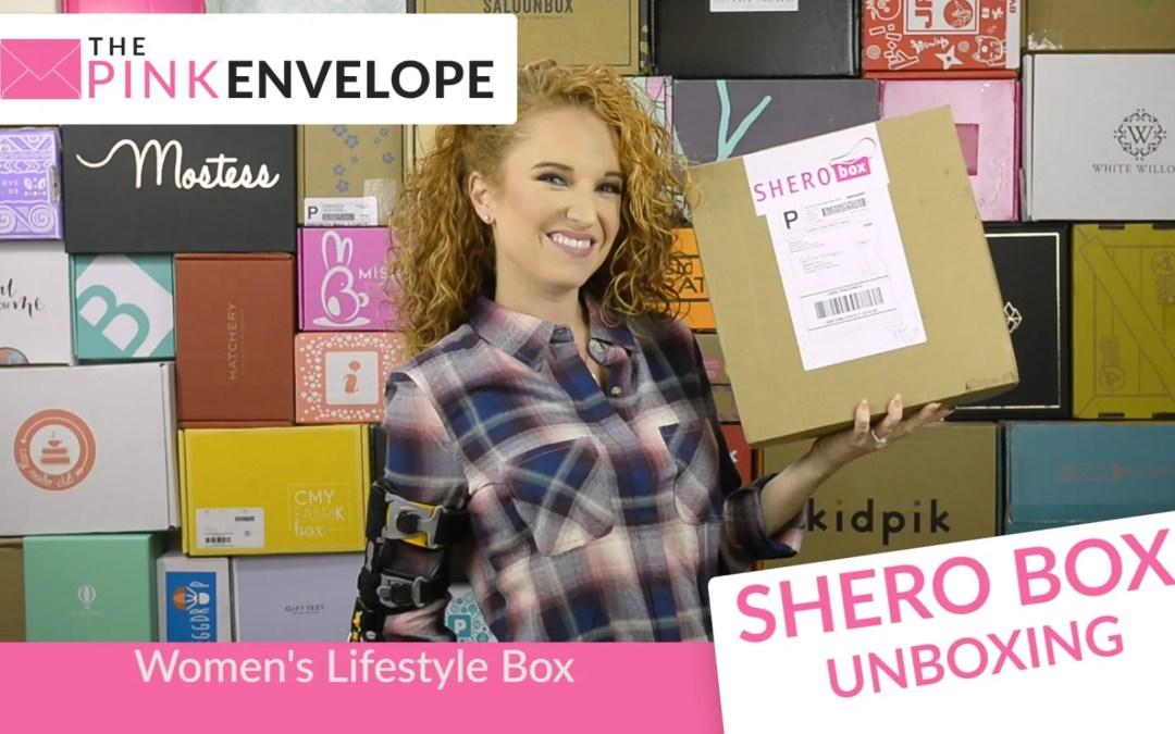 SheroBox Review – Women's Lifestyle Box