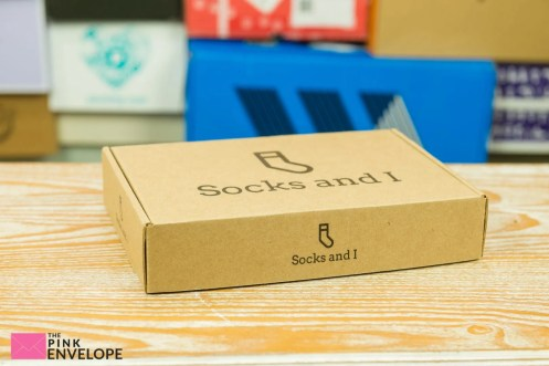 Socks and I Unboxing