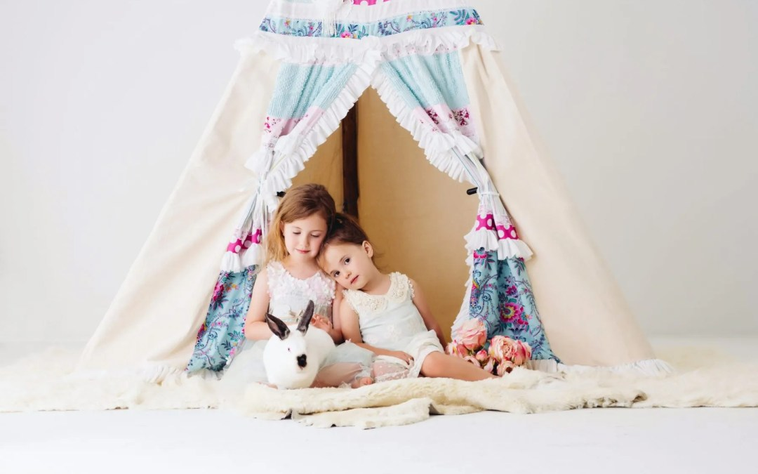 Dolly Estelle Tee Pees – a girl's wonderland