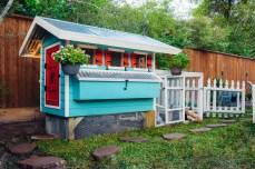 Backyard Chicken Coop