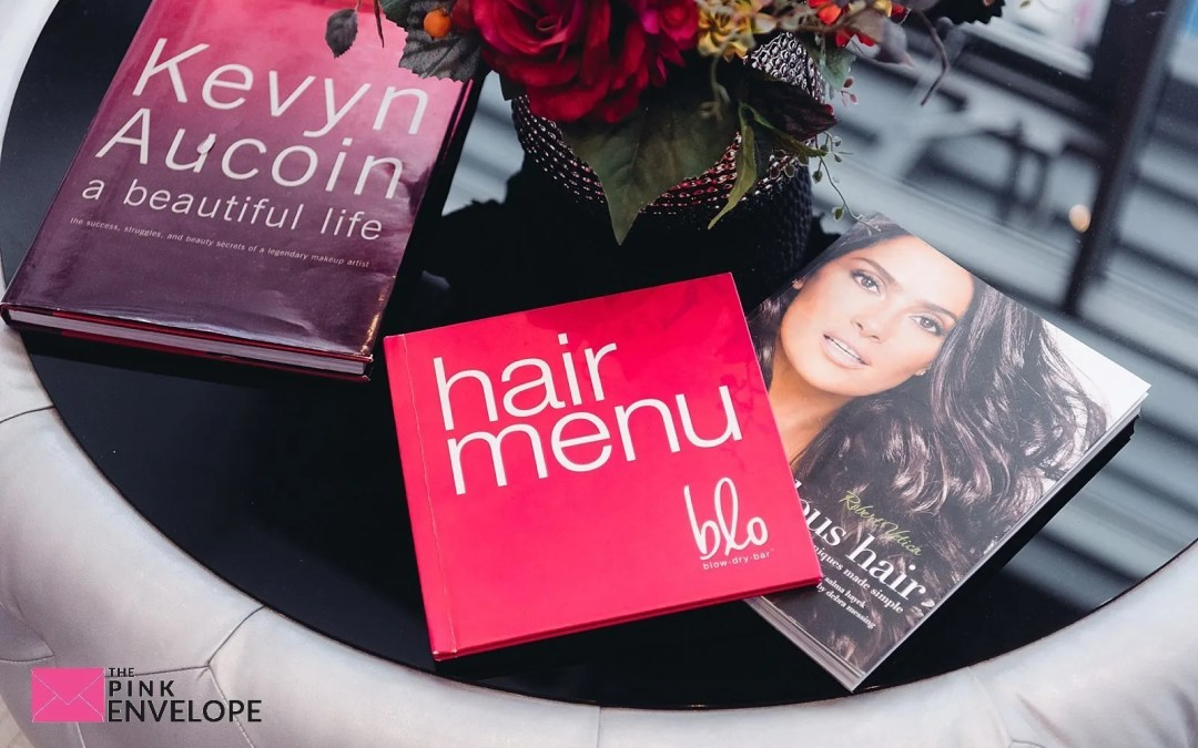Blo Hearts You and Me – Blow Dry Bar The Woodlands