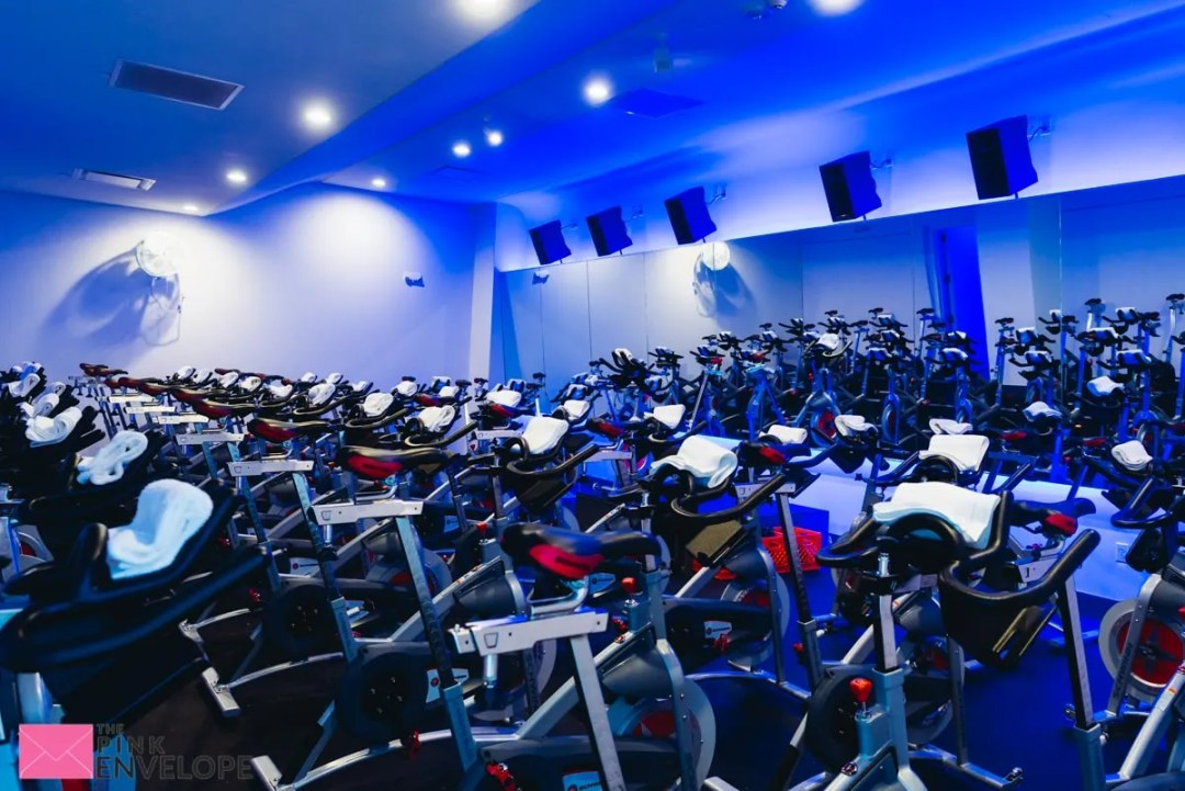 RIDE Indoor Cycling Experience