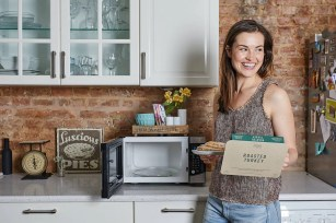 Microwaveable Lunches Delivered