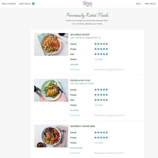 Quick Lunches Delivered
