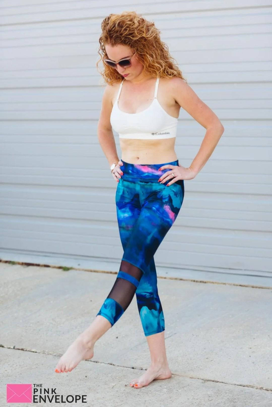 Yoga Clothes Sent to Your Door - YogaClub