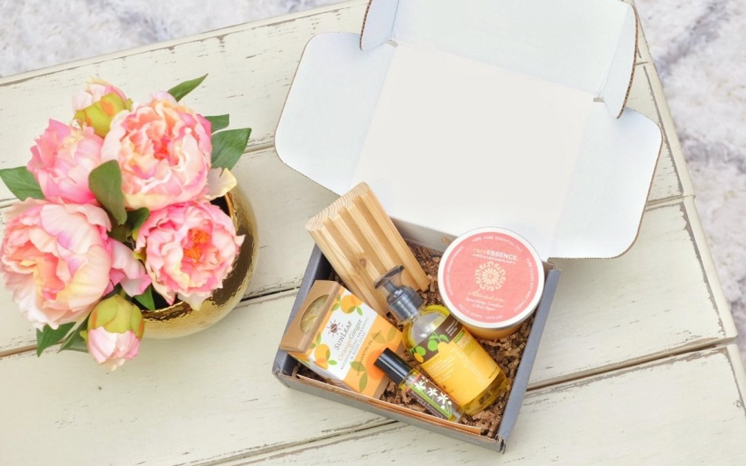 Orange Peel Box – Aromatherapy & Essential Oils
