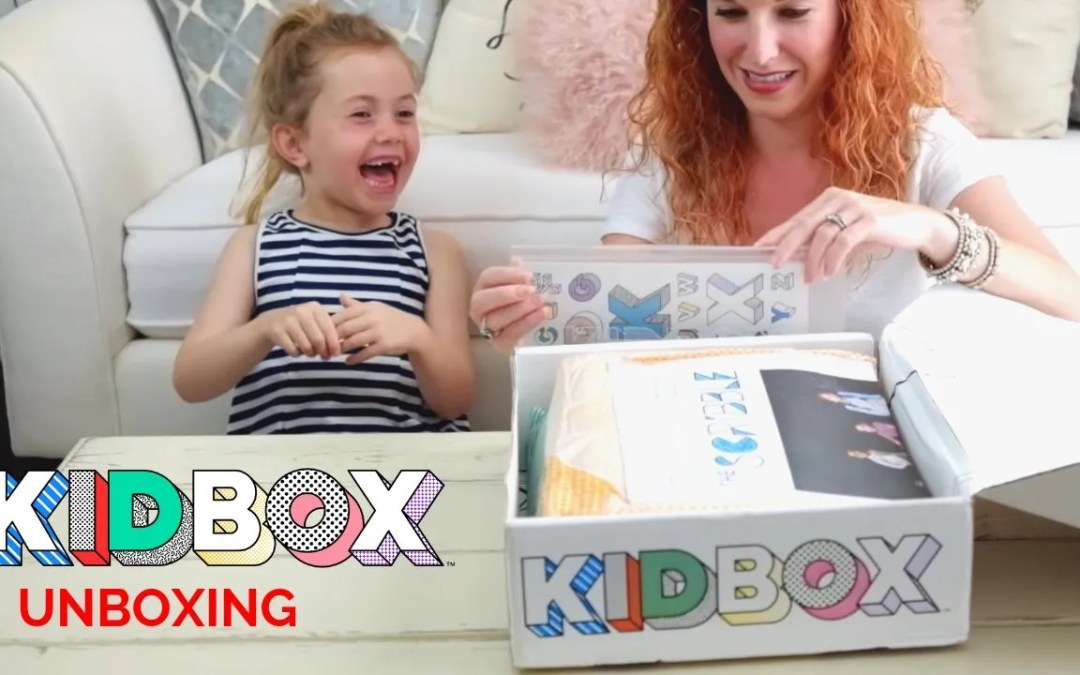 KidBox – Kids Clothing Subscription