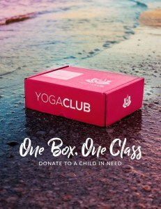 YogaClub Gives Back