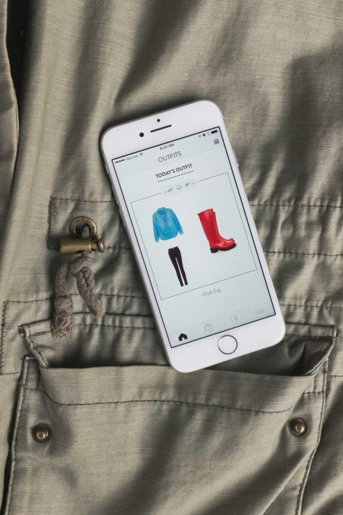 Cladwell - Outfit Ideas Sent to Your Phone Daily
