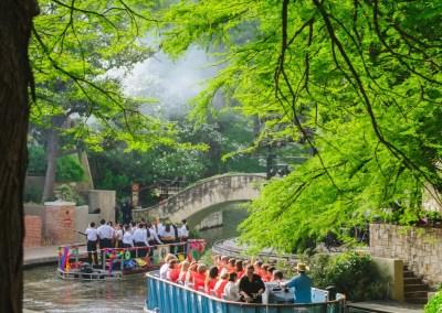 San Antonio River Boats