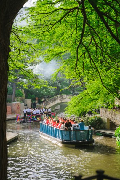 San Antonio River Boats